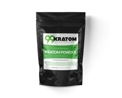 Sample of Kratom Powder