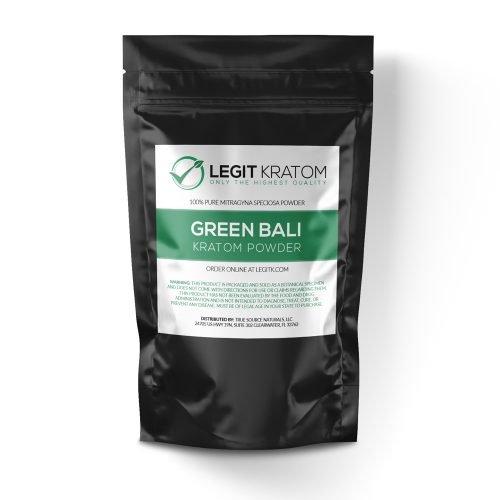 Legit Kratom Green Bali