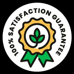 Kratom Powder Guarantee Badge