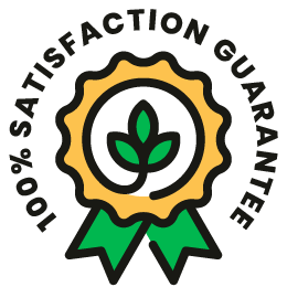 Kratom Powder Guarantee Badge